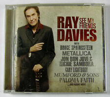 Ray Davies ~ See My Friends (cd)  Duets