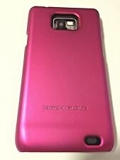 Body Glove Smooth case for AT&T Galaxy S II, Pink Hard Shell, Matte finish