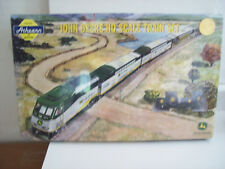 ATHEARN JOHN DEERE HO SCALE TRAIN SET/ NEVER OPENED!!/Last Set!!!!!!!!!!!