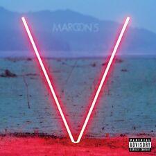Maroon 5 - V [New CD] Explicit