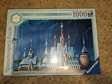 Disney Frozen Arendelle Castle Ravensburger Limited Release Puzzle - In Hand!
