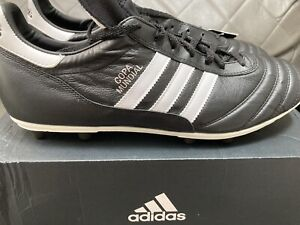 New Adidas Copa Mundial Size 12.5 Us Soccer Cleat Black White Mens Style 015110