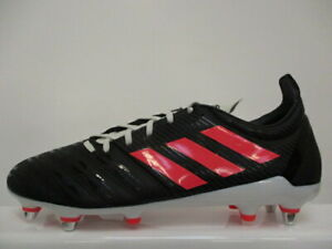 adidas Malice Men's SG Rugby Boots UK 8.5 US 9 EUR 42.2/3 REF SF657