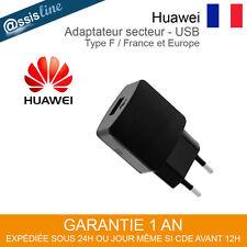 CHARGEUR ADAPTATEUR SECTEUR USB PRISE MURAL POUR IPHONE 4 5 6 SAMSUNG GALAXY S