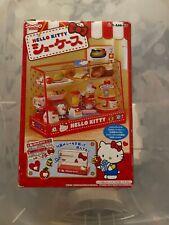 Rare Hello Kitty Bakery Display Case Sanrio Re-Ment 2010