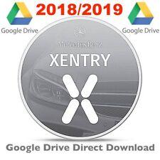 2018 - 2019 - Mercedes Benz Star Diagnostic Software Das Xentry Program Tool