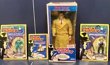 Dick Tracy Playmates 15� Collector's Edition Figures Clip-On Magnet Influence!