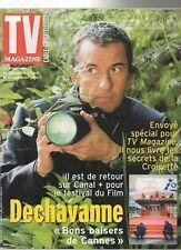 FIGARO TV 11/05/2002 dechavanne christophe
