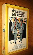 ATTILIO VERALDI - LA MAZZETTA - BIBLIOTECA UNIVERSALE RIZZOLI - SR5