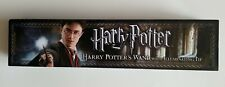 Harry Potter's Wand with Illuminating Tip 14� The Noble Collection Lights Up