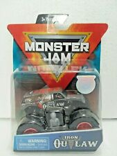 Iron Outlaw (Arena Favorites) 2019 Spin Master Monster Jam 1:64 Scale Truck