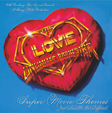 Love Unlimited Orchestra • Super Movie Themes  Import 24 Bit Remastered CD