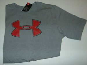 ~NWT Men's UNDER ARMOUR Short Sleeve Shirt! Size Large Loose Fit Nice!