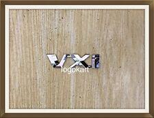 VXi (2 Pcs) 3D Chrome Plated Logo Decal Emblem Monogram for SUV/Car/Automobiles