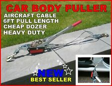 Car Body Puller Jig Garage Spares Tool Repairs Or Porta Dent Power Chassis Strut