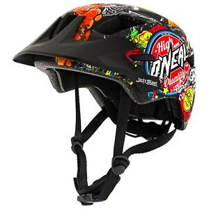 O'Neal Rooky Crank Multi Kinder MTB Helm Mountain Bike Fahrrad Fidlock XXS 51-56