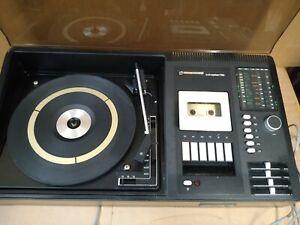 Bush Arena HiFi audio system 700 Turntable record player cassette, radio