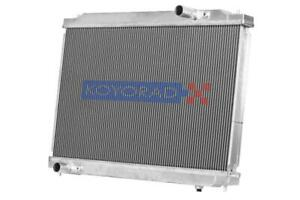 Koyo HH Series Aluminum Radiator 48mm Core for Toyota Sequoia Tundra 4.6L 5.7L