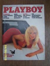 Playboy Magazin 1982/06, Barbara Carrera vom Juni 1982