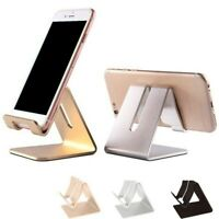 Universal Desk Desktop Phone Stand Holder Mount For Tablet PC/iPhone/Pad/Samsung