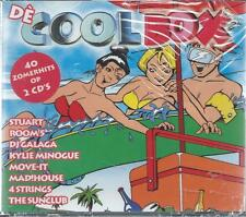 2 CD - DE COOLBOX - NEW - STARKOO GEORGINA  KYLIE MINOGUE ALCAZAR nl