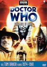Doctor Who PYRAMIDS OF MARS Story No. 82 DVD 2004 Tom Baker