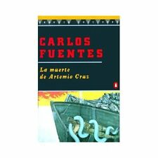 La Muerte de Artemio Cruz (Spanish Edition), Fuentes, Carlos, Very Good Book