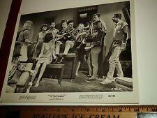 Rare Original VTG Bob Hope Tuesday Weld Frankie Avalon I'll Take Sweden Photo