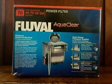 Fluval AquaClear 70 Power Filter for Aquariums 40-70 US Gal A615