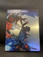 P5S Persona 5 Scramble The Phantom Strikers Steelbook Case Geo Limited New japan
