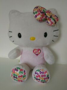 Build A Bear Rare Hello Kitty 35th Anniversary Limited Edition Plush soft toy