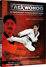 Taekwondo 8 Poomsae Fondamentaux Buch Livre Park Moon Soo in Französisch!
