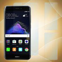 2x Huawei P8 Lite (2017) Panzer Glas Folie Displayfolie Echt Glas Panzerfolie 9H