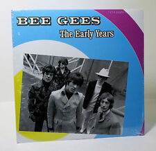 BEE GEES The Early Years VINYL LP Sealed/New 2007 Get Back Records Gibb