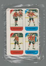1982-83 Post Cereal Chicago Blackhawks Team (16) in Cello Pack