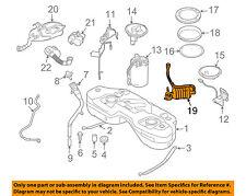 BMW OEM 04-06 X3-Fuel Filter 16146766158