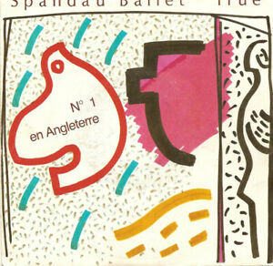 SPANDAU BALLET   TRUE  LIFELINE    1983       105 380