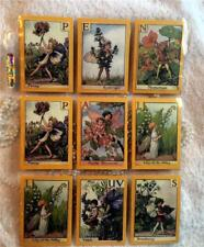 Cicely Mary Barker Fairies~9 Pocket Pen Pal~Cards only~#69~judysjemscrafts