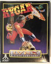 RYGAR  Atari Lynx NEW Factory Sealed