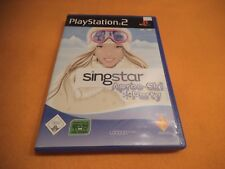 Singstar Apres Ski Party Playstation 2