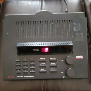 Bearcat BC 142XL VHF/UHF 10 Channel Programmable Scanner-Great Working Condition