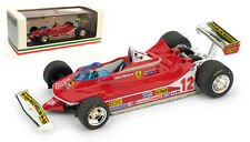Brumm r578 FERRARI 312 T4 WINNER US GP WEST 1979-GILLES VILLENEUVE scala 1/43
