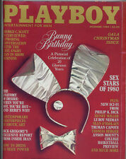 Playboy december 1980 ed.USA Linda Kerridge