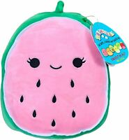 "Squishmallow 8"" Wanda The Watermelon Plush Toy, Super Pillow Soft Plush Stuffed"