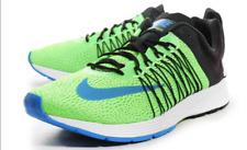 NIKE AIR ZOOM STREAK 5 running shoes  Mens Sz 10 Electric Green/Blue NEW! 641318