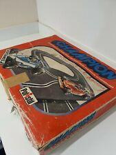 1980s vintage Slot Car Track Track Polistil Champion Giganes Like Scalextric