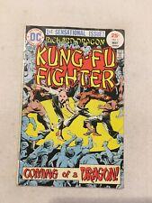 RICHARD DRAGON: KUNG-FU FIGHTER #1-5 7 8 9 10 11 12 13 16 1ST RICHARD DRAGON