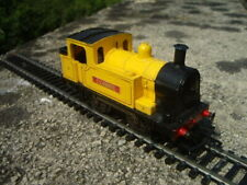 TRIANG HORNBY R355Y INDUSTRIAL TANK 0-4-0T CONNIE BRIGHT YELLOW RARE VERSION!