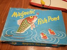 Vintage Magetic Fish Pond by Spears Games
