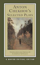 Anton Chekhov's Selected Plays by Laurence Senelick BNew drama FREE Shipping